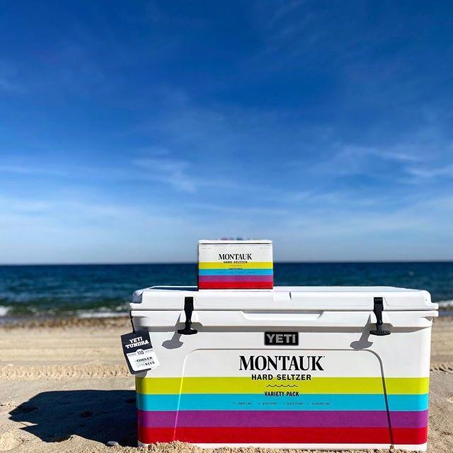 Montauk Brewing Company YETI Cooler Giveaway