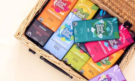 Free Seed and Bean Chocolate Hamper
