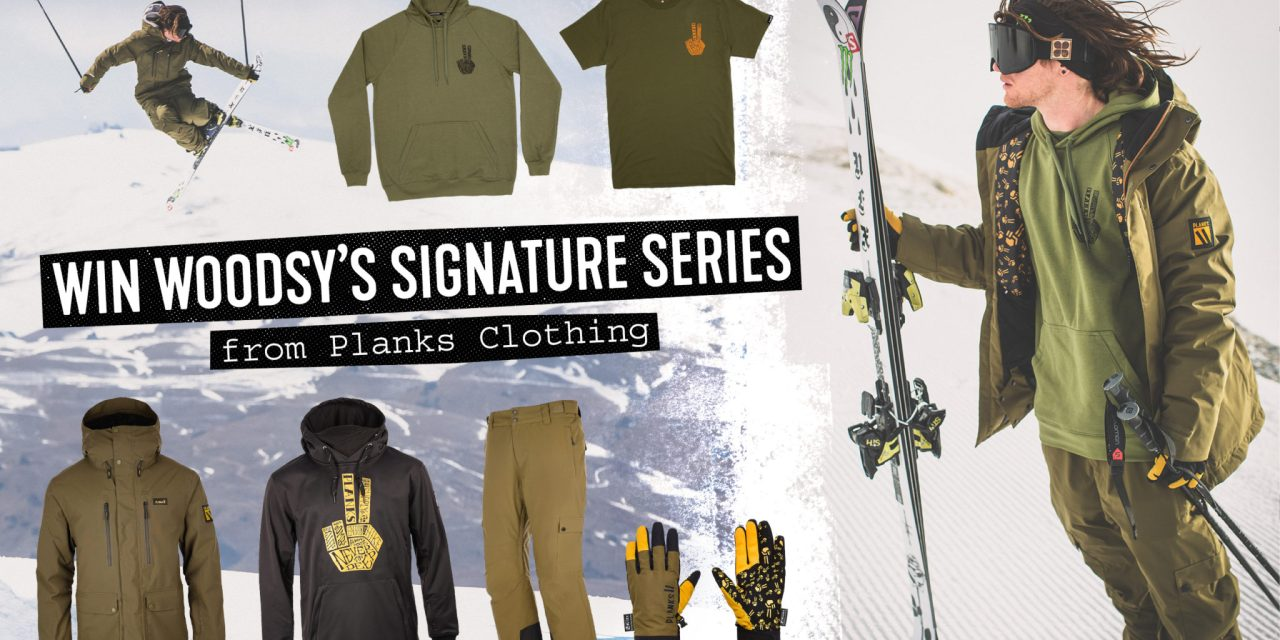 Planks Clothing Sweepstakes