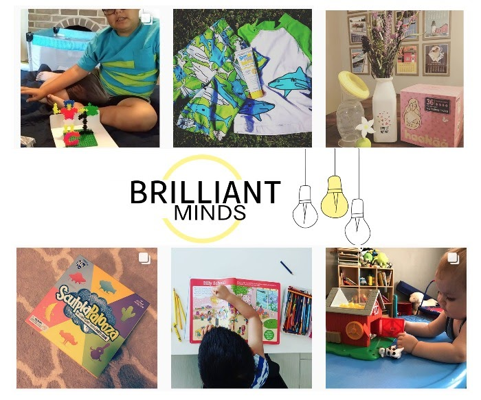 Free Brilliant Minds Products