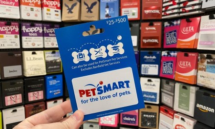 $100 PetSmart Gift Card Giveaway