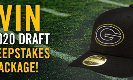 The 2020 Draft Sweepstakes