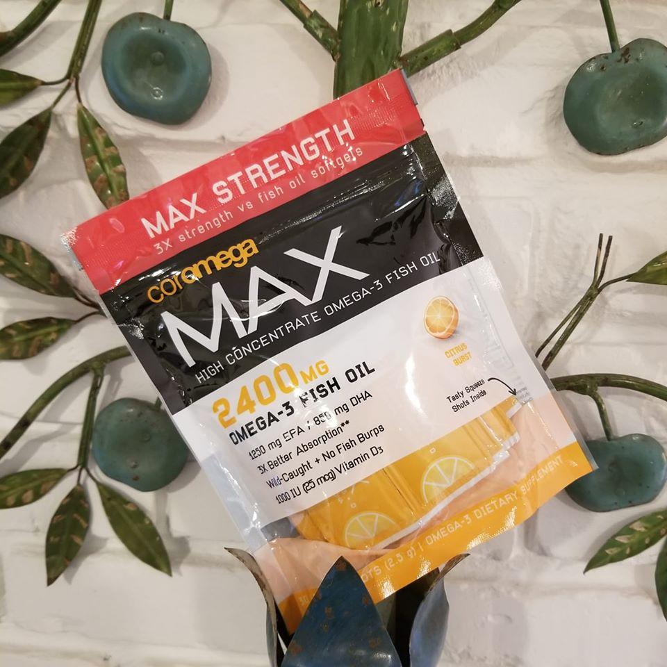free-coromega-maxshot-sample