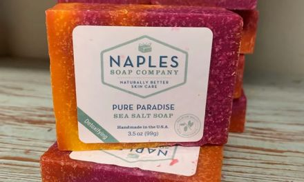 Naples Soap Company Self Care Sweepstakes