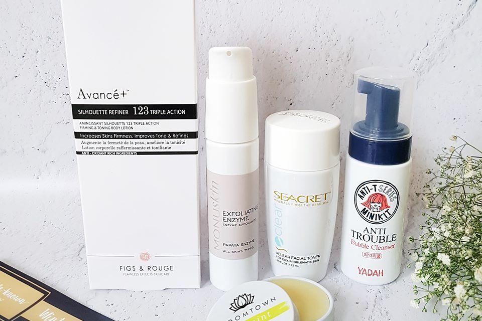 Free Monu Skincare Sample Box