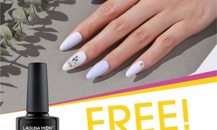 Free Laguna Moon Gel Nail Polish