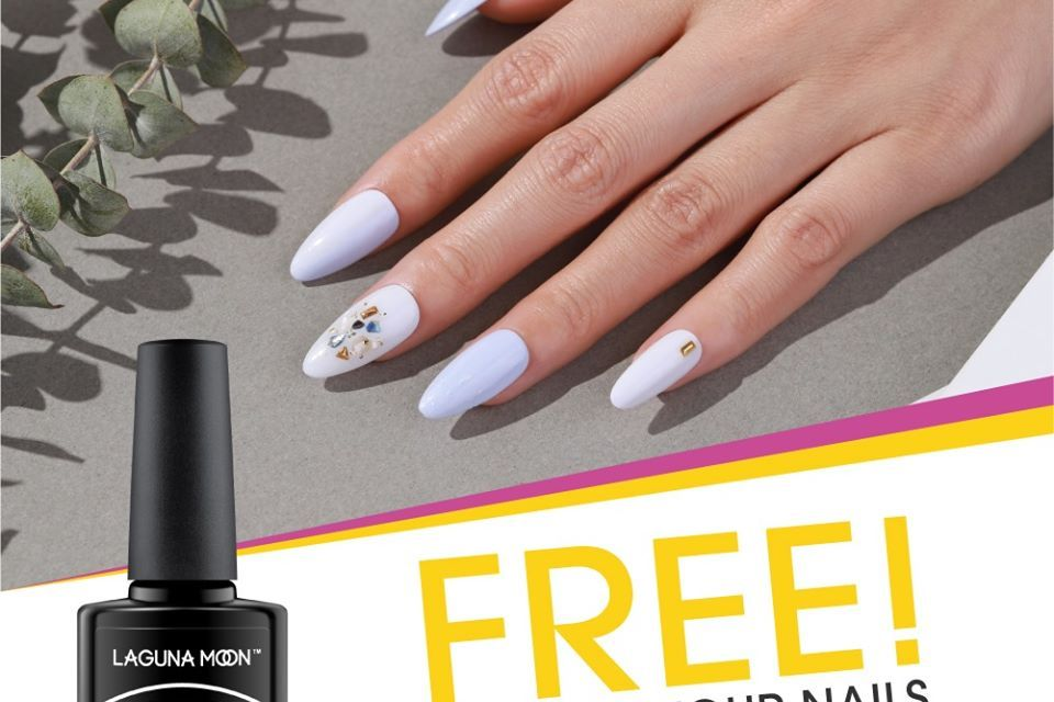 Free Laguna Moon Gel Nail Polish