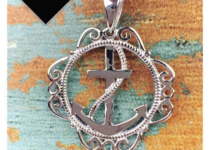 Jeweler's Loupe Cross Necklace Giveaway