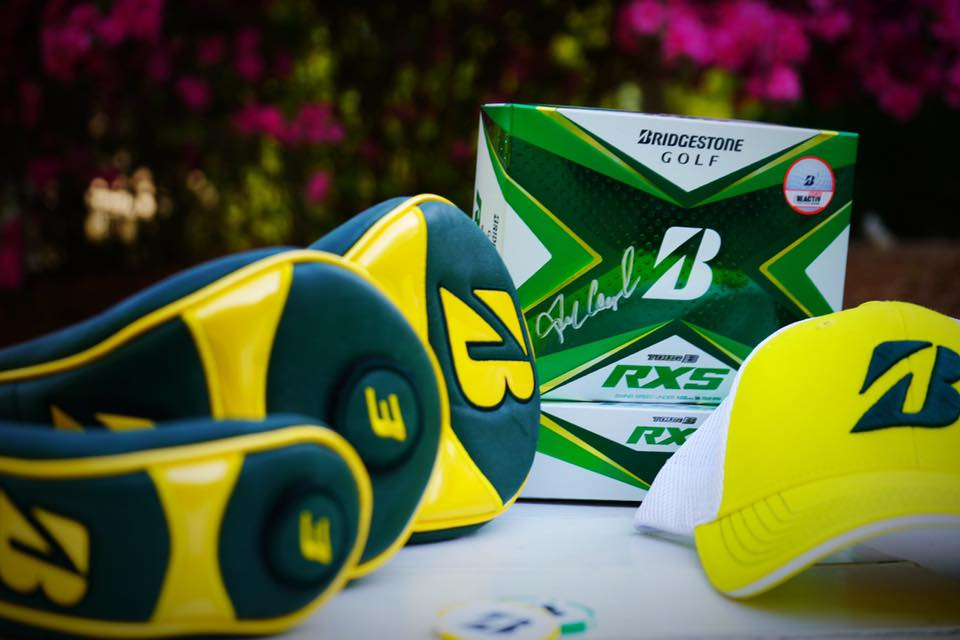 The Bridgestone Golf Subscriber Sweepstakes