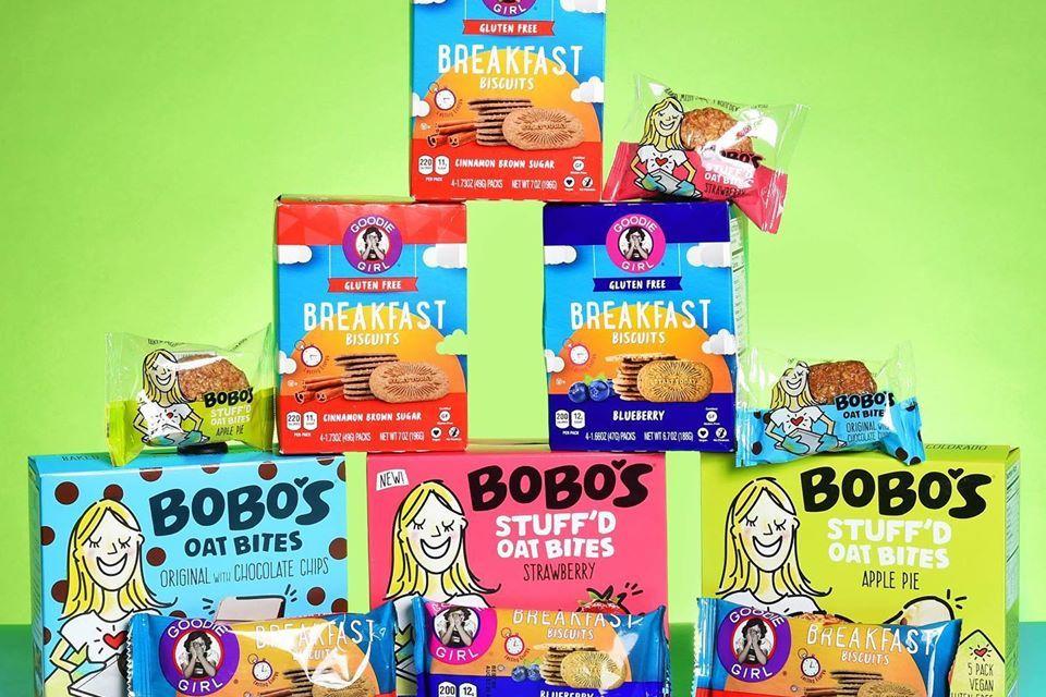 Goodie Girl Cookies + Bobos Giveaway