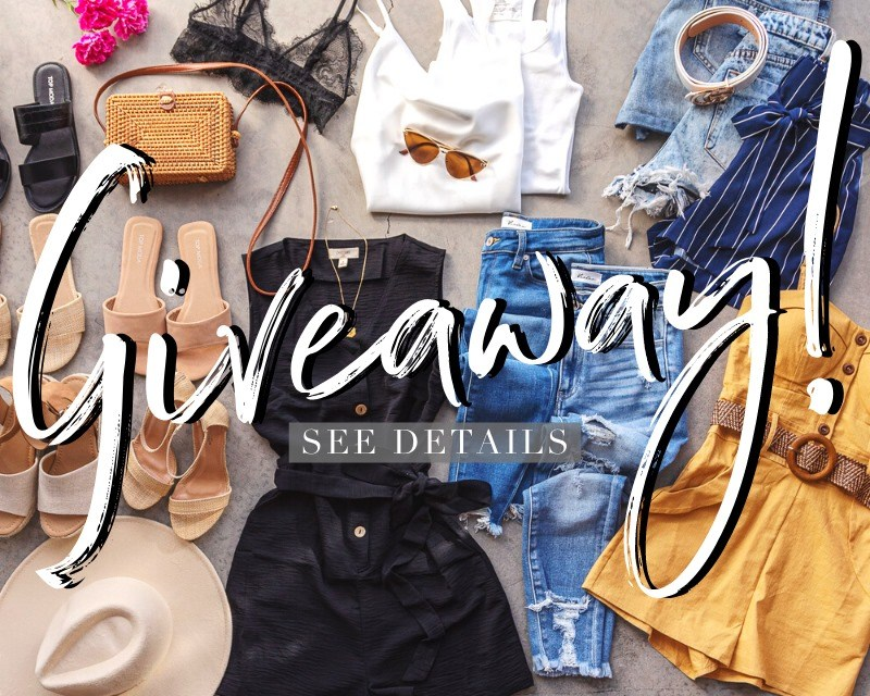Shop Priceless Shopping Spree Giveaway
