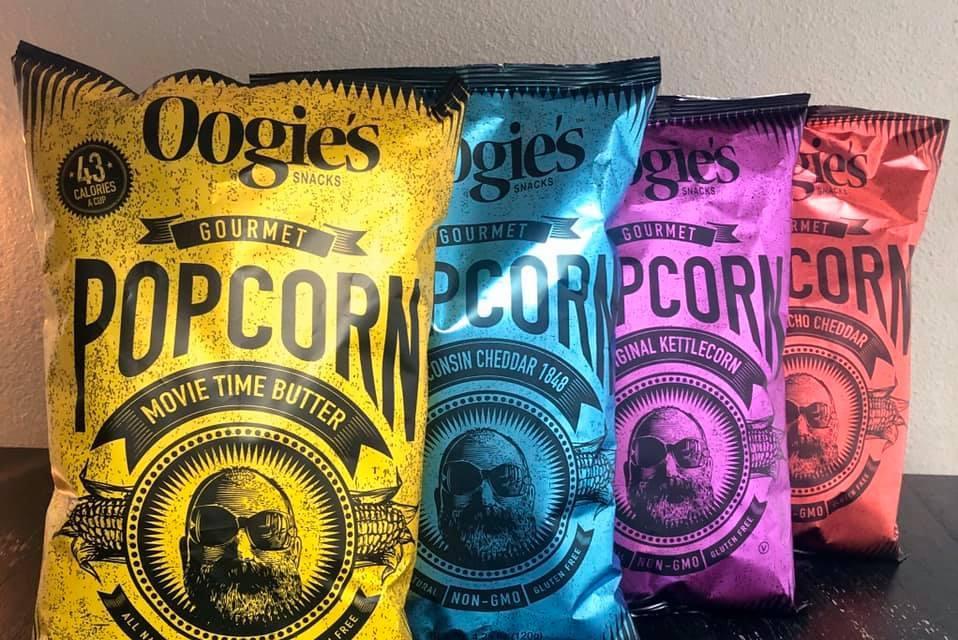 Oogie's Popcorn Giveaway