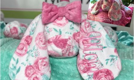 Mother's Day Ooh Rosie Giveaway