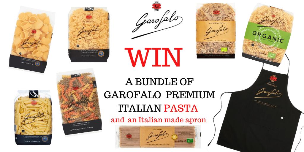 Win a Bundle of Garofalo Pasta