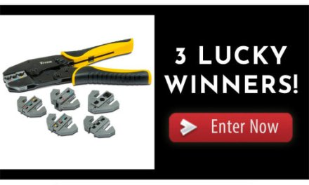 Crimping Tool Giveaway