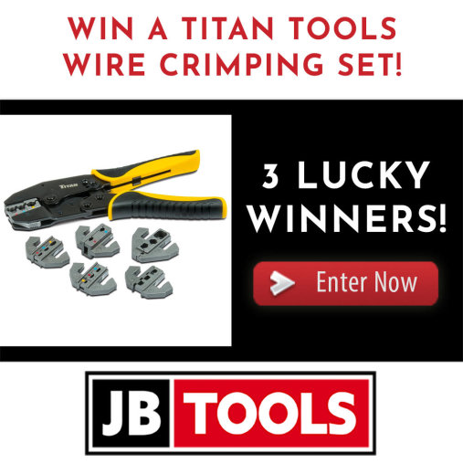 Crimping Tool Giveaway