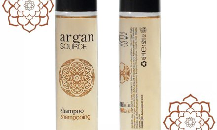 Free Argan Source Oil Shampoo