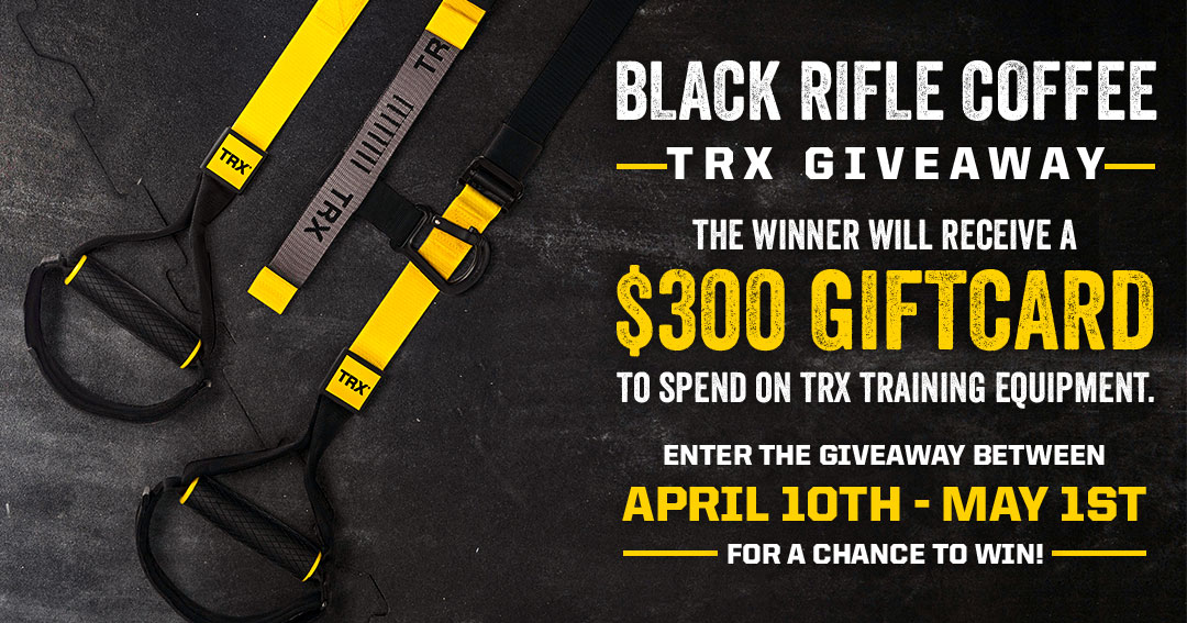 The BRCC|TRX At Home Fitness Giveaway