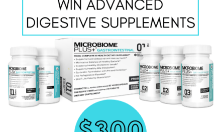 Microbiome Plus Gift Box Giveaway