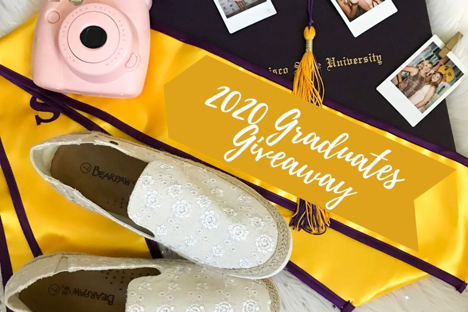 BearPaw Grads Giveaway