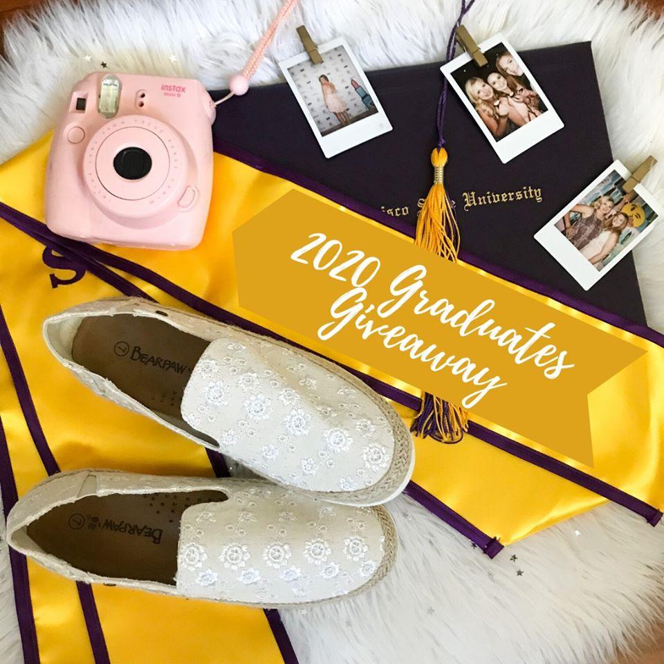 BearPaw Grads Giveaway 1