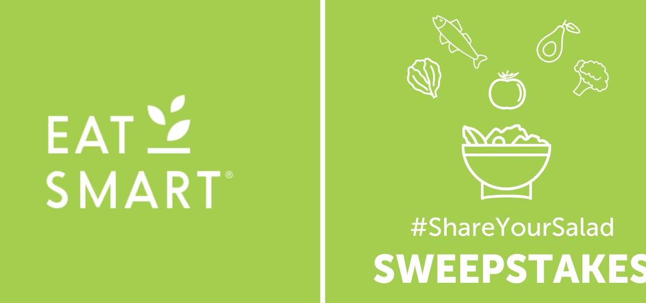 Share Your Salad Sweepstakes