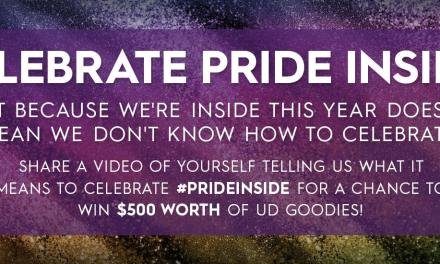 Urban Decay Pride Inside Sweepstakes