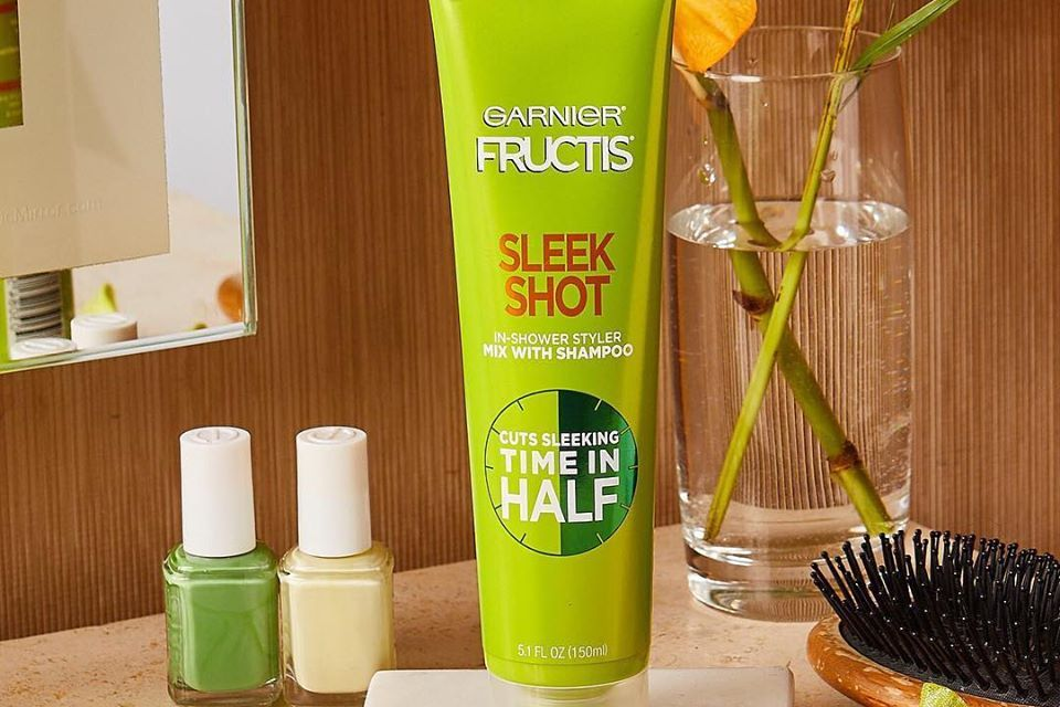 FREE Garnier Sleek Shot Shower Sample