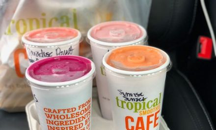 FREE Tropical Smoothie