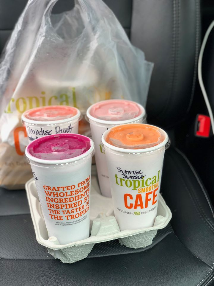 free-tropical-smoothie