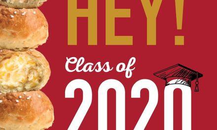 Bantam Bagels Class of 2020 Giveaway