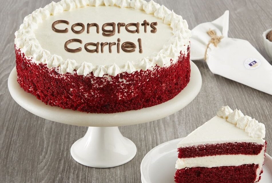 Personalized Cake Giveaway
