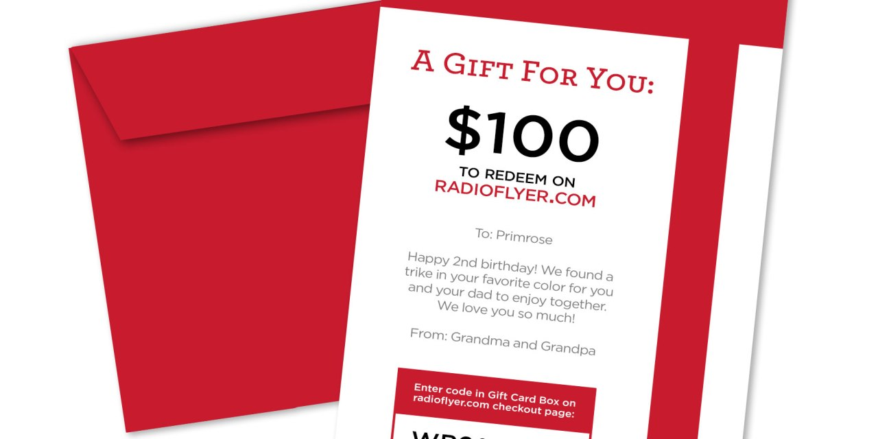 Radio Flyer Day 14 Giveaway