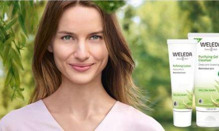 Free Weleda Skin Cleanser