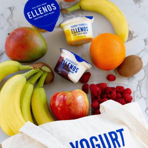 Free Ellenos Real Greek Yogurt