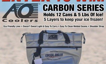 Coastal Angler Cooler Giveaway