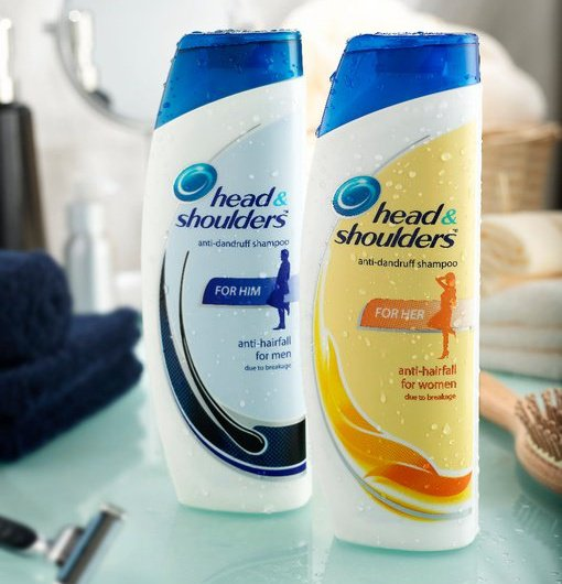 Free Head and Shoulders Shampoo