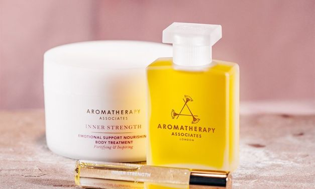 Free Aromatherapy Body Butter