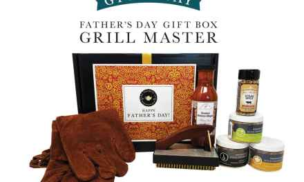 Grill Master Gift Box Giveaway