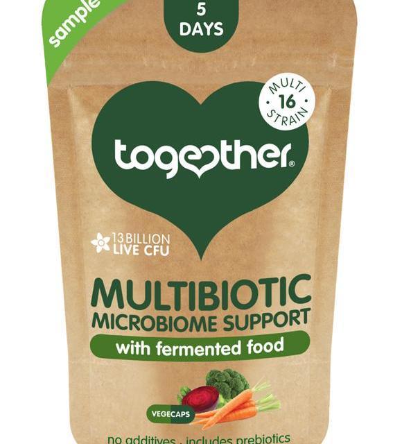 Free Gut Health Food Sample