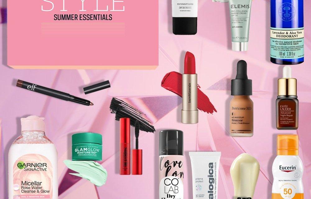 Free STYLE Beauty Box