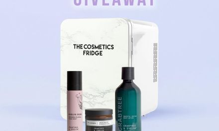 The Cosmetics Fridge Giveaway