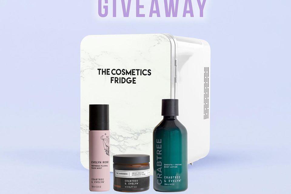The Cosmetics Fridge Giveaway