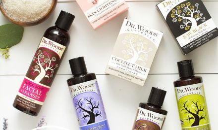 Vitacost + Dr. Wood's Giveaway