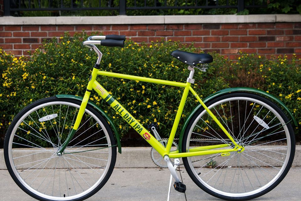 Founders Brewing Co. Bike Giveaway