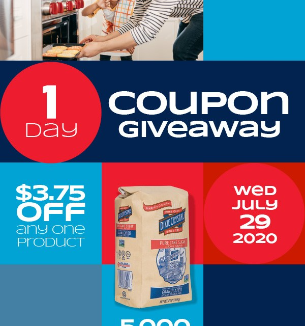 Dixie and Imperial 5K Coupon Giveaway