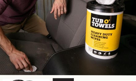 Tub O' Towels Auto Detailing Sweepstakes