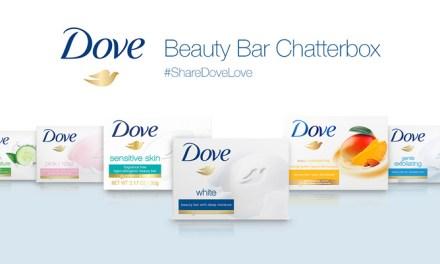 FREE Dove Beauty Bar Chatterbox