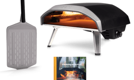 Free Ooni Pizza Oven