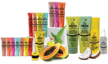 Free Dr.PawPaw Skincare Bundle